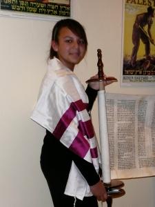 Kayla Bat Mitzvah