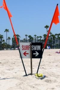 surf swim