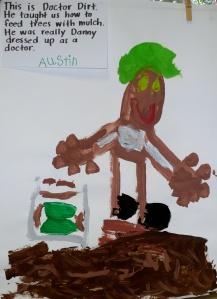 Danny is Dr. Dirt