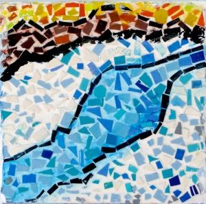 mosaic river