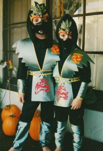 ninjas seeking candy
